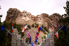 Mt. Rushmore (gr8fulted54) Tags: nikon hdr mtrushmore tonemapped photmatix d7100