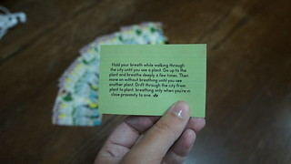 FOAM Cards