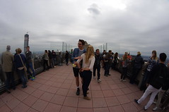 Top of the Rock, NYC (hannibal1107) Tags: nyc rockefellercenter topoftherock