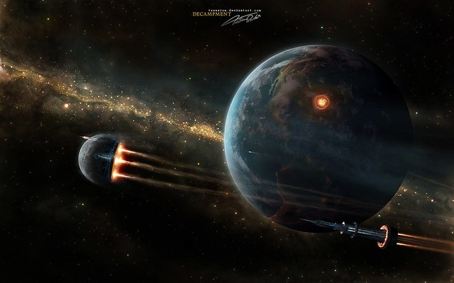 Universe_and_planets_digital_art_wallpaper_Decampment