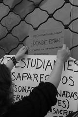 AGN_5566 (lvaro gonzlez novoa) Tags: mexico uruguay montevideo embajada ayotzinapasomostodos ayotzinapa