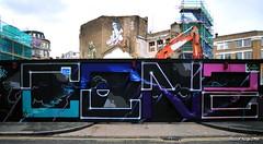 Cenz (unusualimage) Tags: streetart london graffiti bricklane eastend unusualimage pureevilgallery mrcenz