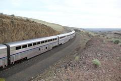 AMTK Superliner Coach #31013 (busdude) Tags: amtrak empire ge othello builder empirebuilder superliner amtk p42dc