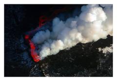 Brarbunga II - Holuhraun (Milan Nykodym) Tags: island volcano lava iceland eruption bardarbunga