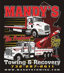 "Mandy's Towing and Recovery - Edison, NJ • <a style=""font-size:0.8em;"" href=""http://www.flickr.com/photos/39998102@N07/15594245856/"" target=""_blank"">View on Flickr</a>"