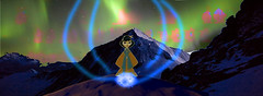 Northern Lights and Magic in the Mountains (timbox129) Tags: mountains beautiful dayofthedead magic empress magical northernlights auroraborealis cartoonnetwork samuraijack christmasholiday genndytartakovsky mexicandayofthedead pathsofthedead magicinthesky inuniverse holidaysofthedead christmasvariants samuraijacksmother samuraijacksmom deadmeetsliving
