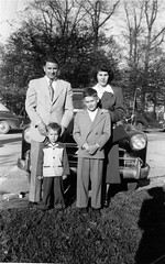 Holcomb family - Taylor Donie Taylor Ray and Mickie (melissambwilkins) Tags: ray v taylor collins mickie holcomb donie