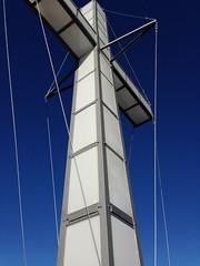 Abbiamo acceso la croce sul Monte Poncione