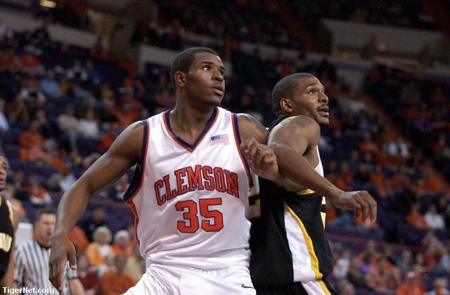 Clemson Basketball vs. App State - 2006
