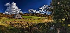 IMG_1277-82Ptzl1RscTBbLGE (ultravivid imaging) Tags: ultravividimaging ultra vivid imaging ultravivid colorful canon canon5dmk2 clouds autumn autumncolors farm fields rural scenic vista barn