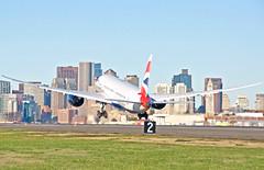 G-ZBKE British Airways B787-900 (jp.marottta) Tags: b787900 gzbke britishairways speedbird spotter spotting spotters loganairport kbos lhr londonheathrow boeing takeoff skyline dreamliner widebody heavy nikon d90 nikond90