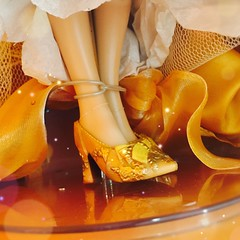 Shoes that would even make Cindy Jealous! (jlantistoys) Tags: disney disneystore dollphotography photography toycollector dollcollector toyphotography beautyandthebeast belle disneyprincess disneylimitededitiondolls le platinum beast