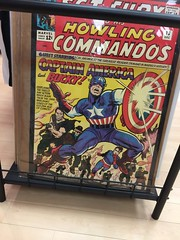 The Howling Commandos (misterperturbed) Tags: captainamerica nickfury howlingcommandos marvel outpost belair collectorscorner collectorscornerbelairoutpost mainstreet belairmd