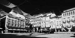 Praza Maior de Ourense en clave alta (Miguelanxo57) Tags: plaza square plazamayor mainsquare clavealta highkey ourense galicia