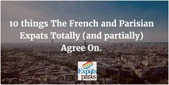 10 things The #French and #Parisian #Expats Totally Agree On http://buff.ly/2eMoMTE http://ift.tt/2ek5IZF (expatsparis1) Tags: expats paris expatriates france europe immigration immigrants