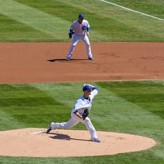 Chicago Cubs (PMillera4) Tags: baseball chicagocubs pitcher firstbaseman