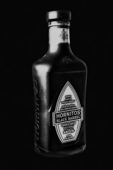 Hornitos Black Barrel Tequila Anejo (Ollie - Running on Empty) Tags: hornitos blackbarrel tequila anejo monochrome blackandwhite notindoor maybeoutdoor fuckflickrautotag whatswrongwithmyblackandwhitetag