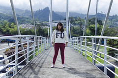 Lina (JDLenisC) Tags: women girl mujer puente pereira colombia retrato