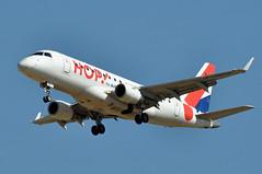 F-HBXB CDG (airlines470) Tags: msn 250 erj170sr hop regional cae cdg airport fhbxb