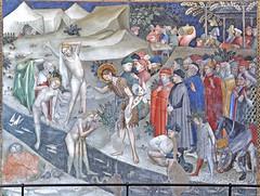Salimbeni - Saint John baptizing the neophytes (or converts) (petrus.agricola) Tags: lorenzo jacopo salimbeni scenes life saint john baptist urbino marche italy oratorio san giovanni battista