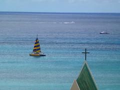 Waikiki Waters (Scott Beveridge) Tags: church pacificocean waikikibeach oahu hawaii