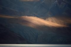 Sunset landscape at Lake Tso Moriri, India 2016 (reurinkjan) Tags: india 2016 janreurink himachalpradesh spiti kinaur ladakh jammuandkashmir kargil tsomoriri himalayamountains himalayamtrange himalayas landscapepicture landscape landscapescenery mountainlandscape sunset