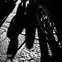 italian Shadows 2 (cuvato rocco) Tags: shadows ombre altocontrasto sanpietrini firenze roccocuvato bianconero blackandwhite persone people