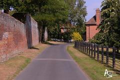 Godmersham Lane (andrewb_photography) Tags: kent godmersham