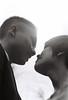 Love (Wood Oliver) Tags: film canon eos5 85mm18 usm 135 bw ilford delta asa400 wedding couple photoshop