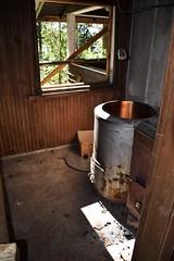 DSC_0687 (Unknown Explorer from Finland) Tags: hyltty kirkkonummi urbanexploration abandoned finland sauna suomi