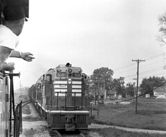 CB&Q SD24 509 (Chuck Zeiler) Tags: cbq sd24 509 burlington railroad emd locomotive train chz