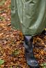 5DA07451_Gummimantel_gruen_kl (helani44) Tags: gummimantel gummistielel outdoor gummicape gummhandschuhe regenmantel gummihut regenhut