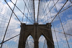 Brooklyn Bridge (davehanley1) Tags: bigapple downtown brooklynbridge newyork