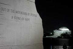Martin Luther King Memorial  (3) (smata2) Tags: martinlutherkingmemorial washingtondc dc nationscapital canon monument memorial landmark postcard