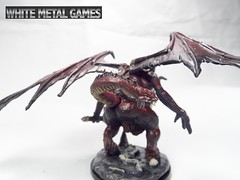 Reaper Orcus Lord of Undeath (whitemetalgames.com) Tags: reaper demons devils bones spider colossal arachnid orcus demon lord undeath ice devil gelgulon displacer beast rust stalker dd pathfinder generic fantasy models wmg white metal games raleigh nc commisson painting studio hobby