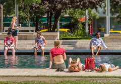 Poolside in the park | TrinDiego (TrinDiego) Tags: budapest buda pest europe european candid street city trindiego catchy colour hungary hungarian