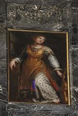 Santa Cecilia - Lavinia Fontana - Roma