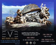 E.V.E When Atlantis Fell {Book 1} Info (eve.studio (Noke Yuitza)) Tags: eve crossroads ciutadel surrealism fantasy atlantis ice cracked broken