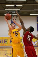 Men's Basketball 2016 - 2017 (Knox College) Tags: knoxcollege prairiefire men college basketball monmouth athletics sports indoor team basketballmen201736137