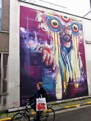 Gleo / Schouwvegerstraat - 10 nov 2016 (Ferdinand 'Ferre' Feys) Tags: gleo gent ghent gand belgium belgique belgië streetart artdelarue graffitiart graffiti graff urbanart urbanarte arteurbano