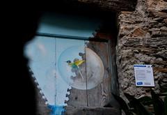 Valloria (117) (Pier Romano) Tags: valloria porte porta dipinta dipinte door doors painted imperia liguria italia italy nikon d5100 paese town dolcedo artisti pittori