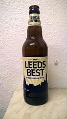 Leeds Best (DarloRich2009) Tags: leeds best leedsbest leedsbestbitter leedsbrewery beer ale camra campaignforrealale realale bitter handpull brewery