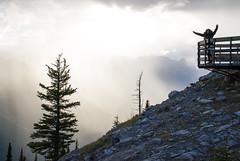 20160904-Banff&Jasper_(Uwais_Razack)-8116 (uwaisrazack) Tags: 2016 alberta banff banffgondola banffnationalpark cablecar canada canadianrockies sunset urp uwaisrazack uwaisrazackphotography