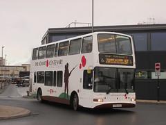 East Yorkshire 592 YX51AYH Hull Interchange on 57 (1280x960) (dearingbuspix) Tags: eastyorkshire eyms 592 yx51ayh battleofthesomme thesommecentenary