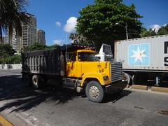 Mack Superliner (RD Paul) Tags: mack superliner truck camion dominicanrepublic repblicadominicana santodomingo trucks camiones