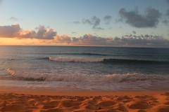 IMG_1446 (michelleingrassia) Tags: banzaipipeline northshore oahu hawaii hi sunset beach