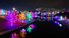 Bella Lane Bridge (MikeyBNguyen) Tags: addison vitruvianpark vitruvianlights vsco vscofilm nightphotography christmaslights christmastree christmastrees texas unitedstates us christmas longexposure