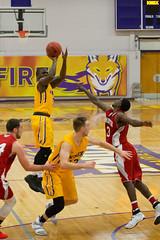 Men's Basketball 2016 - 2017 (Knox College) Tags: knoxcollege prairiefire men college basketball monmouth athletics sports indoor team basketballmen201736367