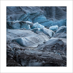 Particle XVI (Frank Hoogeboom) Tags: ijsland svinafellsjkull iceland scandinavia europe ice iceberg icecube cold freezing frost blue color landscape abstract square photography fineart chilly