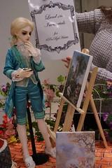 Vincent #proBJDartists (ningyou tsukai) Tags: vincent vince luts summery2015 seniordelf sdf carmine dreaming bjd asian balljointed doll sd 13 artist